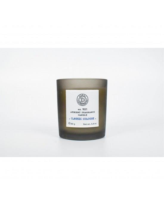 901 ambient fragrance candle CLASSIC COLOGNE -160gr Κεριά