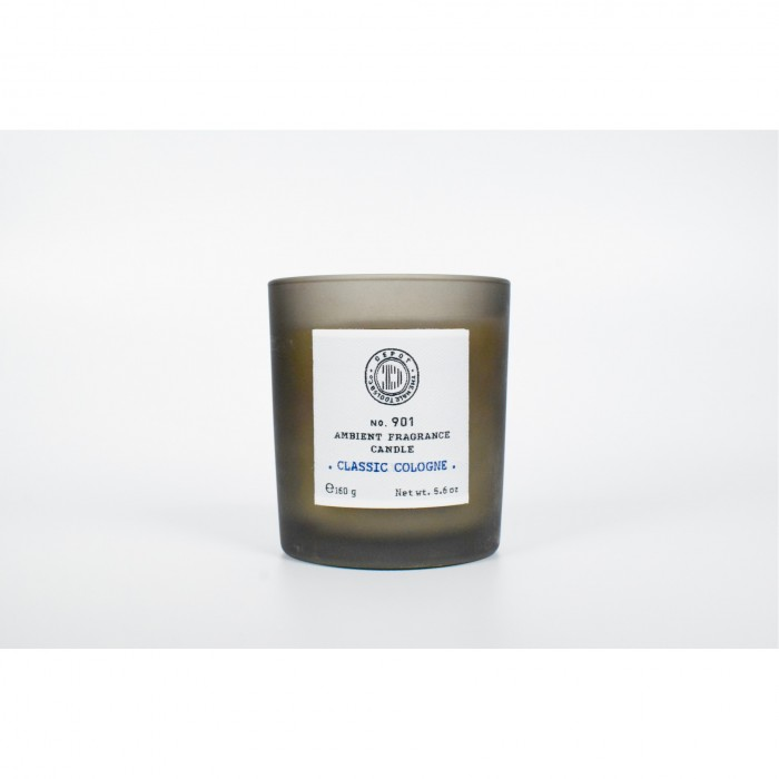 901 ambient fragrance candle CLASSIC COLOGNE -160gr