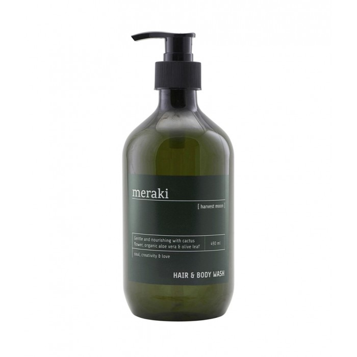 Hair and Body wash Harvest moon 490ml