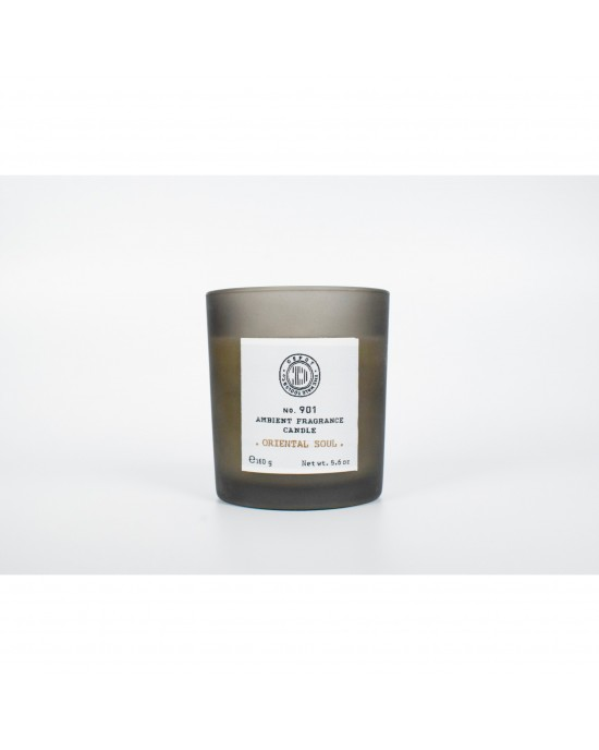 901 ambient fragrance candle ORIENTAL SOUL -160gr Κεριά