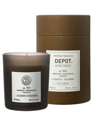 901 ambient fragrance candle CLASSIC COLOGNE