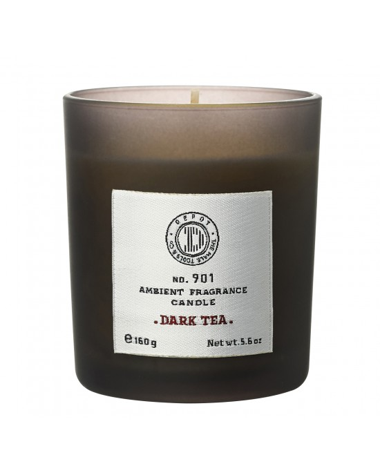 901 ambient fragrance candle DARK TEA -160gr Κεριά