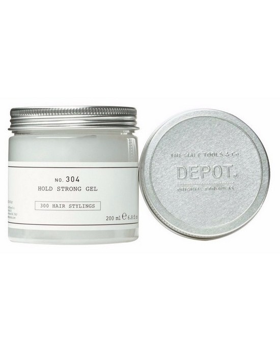 304 HOLD STRONG GEL -75ml Styling μαλλιών