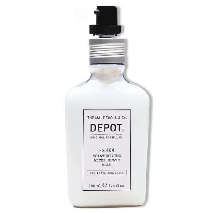 408 MOISTURIZING AFTERT SHAVE BALM - CLASSIC COLOGNE -75ml